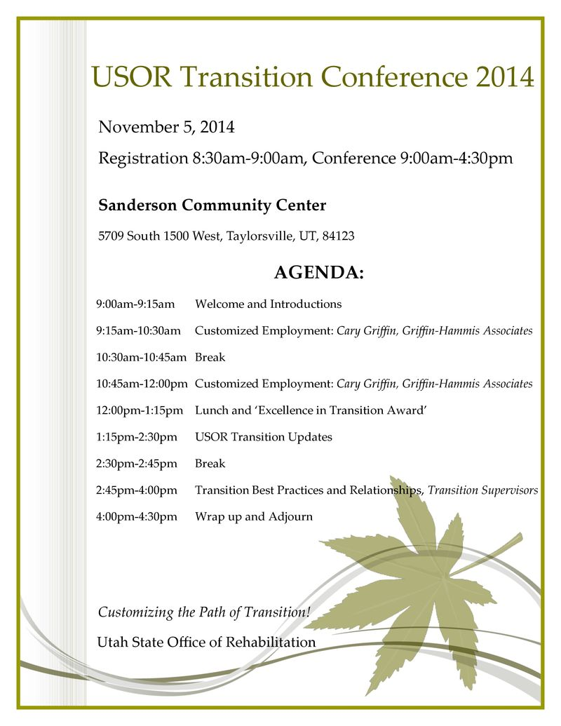 Transition Conference 2014 Flyer-page-0